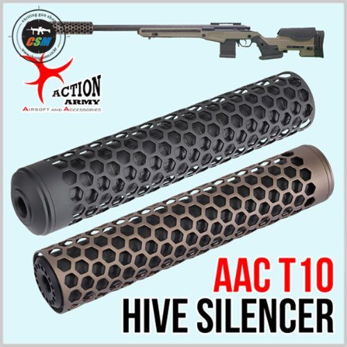 [ACTION ARMY] T10 Hive Silencer