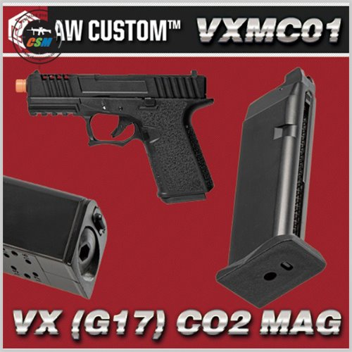 [WE] AW VX / G17 Co2 Magazine